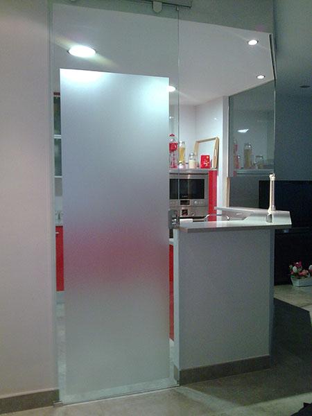 Pincel cristal mamparas de ba o y puertas de cristal con for Cerramientos en aluminio y vidrio